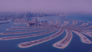 View of Palm Jumeirah