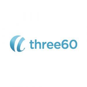 Three360 logo
